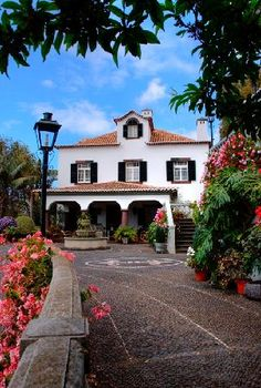 Quinta da Fonte  Madiera, Portugal