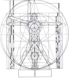 Geometry is one of the reasons that Man Is the Image of God. — Johannes Kepler Art by Lance Harding —