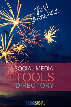 Awesome! Social Media Tools Directory Launched (portrait) (1)
