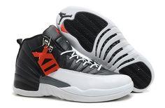 "Vind Air Jordans 12 Retro ""Playoffs"" Black/White -Varsity Red For Sale online of in Jordany. Shop Top Brands en de nieuwste stijlen Air Jordans 12 Retro ""Playoffs"" Black/White -Varsity Red For Sale van ten Jordany. Cheap Jordans, New Jordans Shoes, Nike Air Jordans, Men's Shoes, Retro Jordans, Shoes 2017, Jordans Sneakers, White Jordans, Womens Jordans"