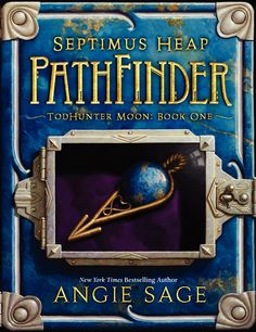 A new fantasy story in the world of Septimus Heap.