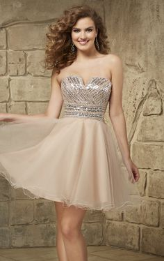 Mori Lee 9359 by Sticks and Stones by Mori Lee