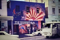 40 Wonderful Color Photographs Capture Street Scenes of Cape Town, South Africa from between the and ~ vintage everyday Vintage Photographs, Cape Town, Childhood Memories, South Africa, The Past, Neon Signs, Marketing, History, Street