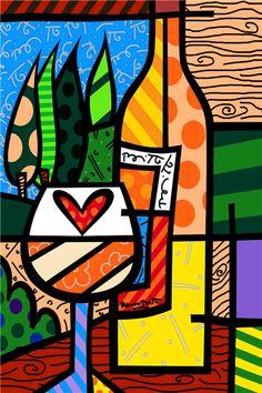 homero brito - Buscar con Google Pintura Graffiti, Graffiti Painting, Arte Pop, Diy Canvas Art, Custom Canvas, Arte Country, Wine Art, Painting Wallpaper, Canvas Poster