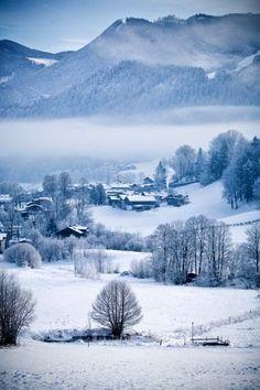 Berchtesgaden Alps Germany, Europe.