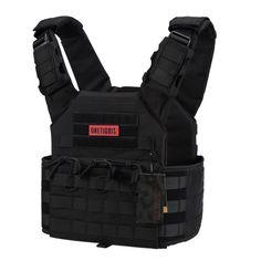 Black OneTigris 500D Military Vest