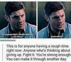 Always Keep Fighting