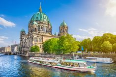 Unpredictable, gritty, unpretentious, and irresistible, Berlin is nothing short of an addictive. Here are 10 awesome things to do and see in Berlin. Best Places To Live, Places To See, Museum Island, Living In Amsterdam, Berlin Travel, Puzzle Of The Day, Uk Holidays, Green Landscape, Berlin Germany