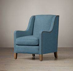 Blake Upholstered Club Chair