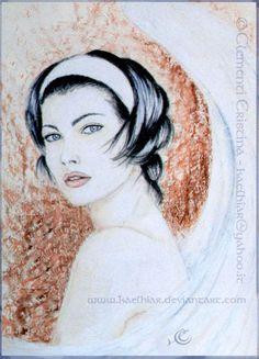 Angel by Kaelhiar on deviantART