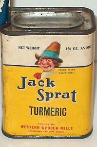 Rare Vintage Spice Tins   Cinnamon Spice and Everything Nice