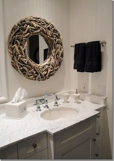 Put money/work into the guest bath. Your potential buyer should fall just as in love with it as much the master & main bath.