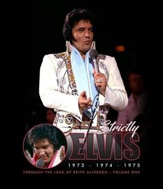 June 2017 ...a new hardcover book from Erik Lorentzen is due for release in August is 'Strictly Elvis', this time in collaboration with photographer Keith Alverson. 'Strictly Elvis' will contain about 1400 photographs from the period 1973-1975 and will be published in August 2017.