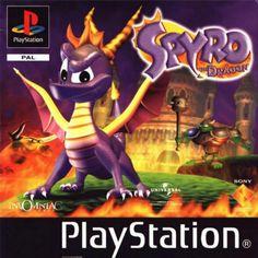 Spyro the Dragon (1998)