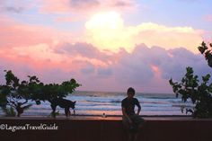 Play of lights and clouds at Bagasbas Beach in Daet, Camarines Norte Find Hotels, Travel Information, Philippines, Travel Guide, Clouds, Lights, Vacation, Play, Sunset