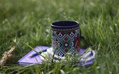 壁紙をダウンロードする 飾り, ウクライナ, カップ, ウクライナの飾り