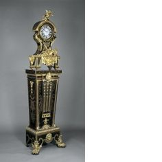 Pedestal Attributed to André-Charles Boulle (1642 - 1732) Probably Gilles-Marie Oppenord (1672 - 1742), Designer France c. 1712 - c. 1720