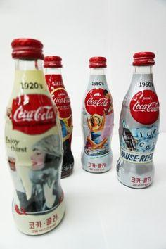 코카콜라 한정판 [코카콜라 100주년 헤리티지 에디션] 코카콜라 마케팅 : 네이버 블로그
