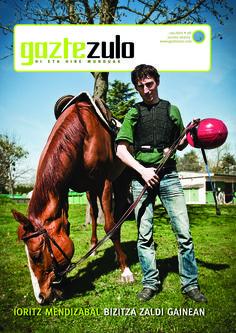 Gaztezuloren 119. alean Ioritz Mendizabal jockey-a izan zen azaleko protagonista.