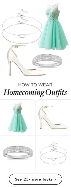 """""""Untitled #2330"""" by bellagioia on Polyvore featuring Jimmy Choo and Accessorize"""