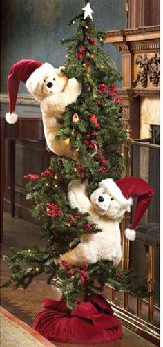 Ursos de Natal
