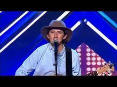 ▶ The X Factor Australia 2014 Auditions - Tim Rossington - YouTube
