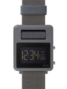 VOID   Watches   SOND-GREY. $95