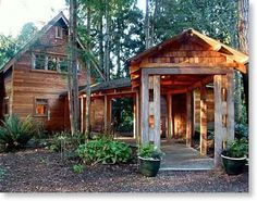 Custom Home Designs by Ross Chapin Architects