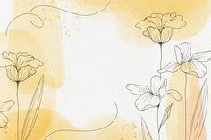 Descarga gratis Pastel En Polvo Con Fondo De Elementos Dibujados A Mano