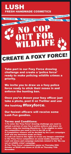#foxyforce competition details