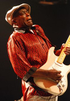 Buddy Guy at 75... still amazing...I'm excited to see him tomorrow
