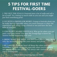Have you always been missing out? Don't miss out any more! Here are some tips for first time festival-goers out there! Use Festigo.co to plan your festival visits. #festivaltips #festival #tips #5tips #friends #groupie #group #edm #electronic #fdance #music #musicfest #party #rave #festigo #festigoapp #needs