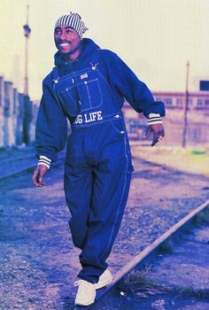 Tupac - WANT THAT JUMPSUIT!