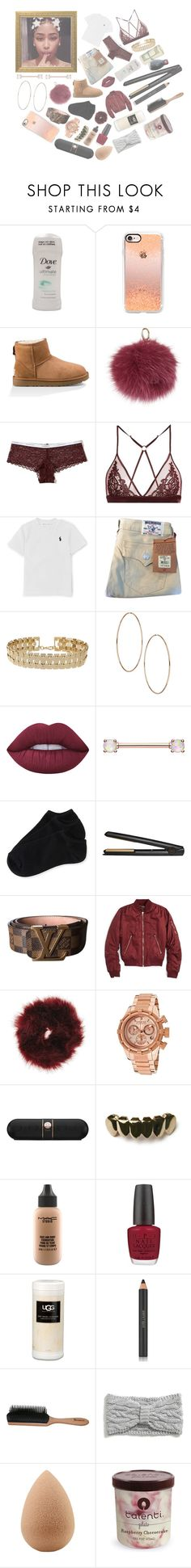 """ you α bαd αss bltch , you poppin "" by loyalty-x0 ❤ liked on Polyvore featuring Casetify, UGG, Harrods, Hollister Co., Fleur of England, True Religion, Miss Selfridge, Lime Crime, Aéropostale and GHD"