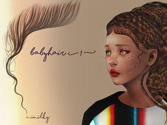 Daerilia's Mimilky | Babyhair N1