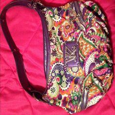 Small Kathy Van Zeeland bag Multicolored Kathy Van Zeeland Bags Shoulder Bags