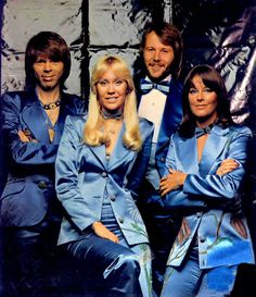 ABBA my favourite abba outfit