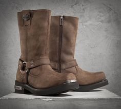 Landon Performance Boots | Performance | Official Harley-Davidson Online Store