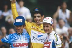 81. 1994 Miguel Indurain