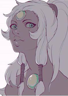 Opal, Steven universe.