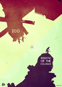"""The Ico Collection"" dos obras maestras de Fumito Ueda."