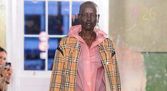 Галерея LFW: Burberry 2018 Spring Ready-to-Wear http://www.trendspace.ru/moda/galereya_lwf_burberry_2018_spring_ready_to_wear/