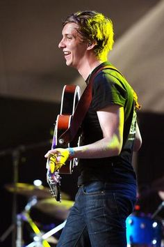 George Ezra plays the Mojave stage during the Coachella Music and Arts Festival April 17, 2015.(Andy Holzman/Inland Valley Daily Bulletin)
