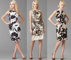 Sheath Dresses for Spring/Summer! | Erica B.'s - D.I.Y. Style!
