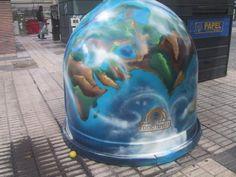 "AerosolStreet: Concurso de arte urbano ""TODOTUYO!"" en Sevilla"
