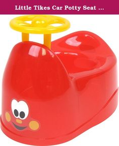 Little Tikes Car Potty Seat - Portable - Easy Cleaning - Red - For 18 Months and Up - 13.9 Inches Tall x 9.9 Inches Wide x 8 Inches Deep. The Little Tikes Company was founded in 1970 in Hudson, OH. We're a multi-national manufacturer and marketer of high- quality, innovative children's products. Little Tikes pioneered rotational molding in the manufacturing of children's products and we emulate brand loyalty through durable, safe, and imaginative active play. Little Tikes was the first…