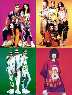Souvenirs of the World collection by Walter Van Beirendonck 90s Culture, Blitz Kids, Walter Van Beirendonck, Royal Academy Of Arts, Club Kids, Dope Fashion, Trippy, Fashion Prints, Body Painting