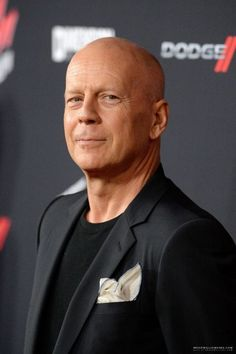 """Bruce Willis @ """"Sin City: A Dame To Kill For"""" Premiere in Hollywood, California - August 19, 2014 - http://brucewillisimages.com/thumbnails.php?album=591 - http://BruceWillisPL.com"""