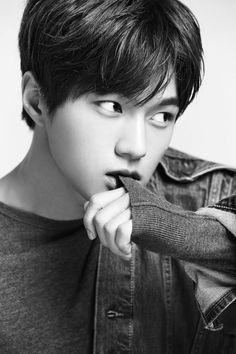 Kim Myungsoo/L from K-Pop group Infinite L Infinite, Eun Ji, Nam Woo Hyun, Asian Actors, Korean Actors, Korean Idols, K Pop, Sehun, Dramas