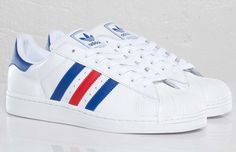 newest 9db8e 81411 Now Buy Adidas Superstar Red And Blue Save Up From Outlet Store at  Airyeezyshoes.